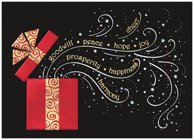Gift certificate VISTA front