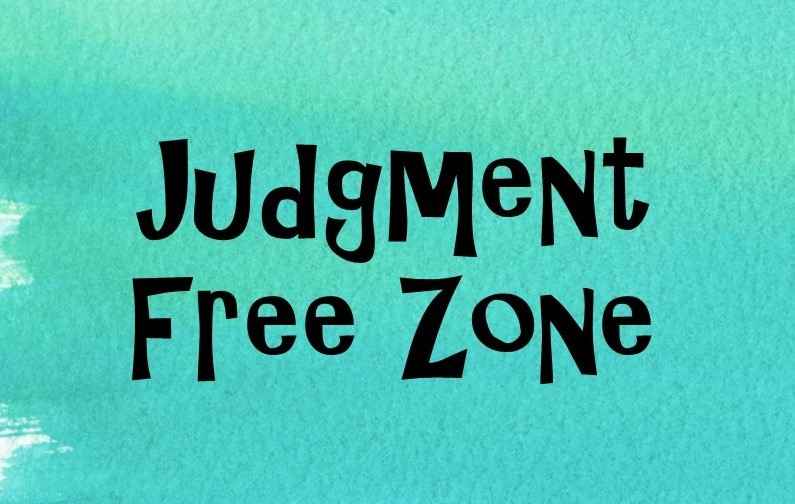 Judgment Free Zone