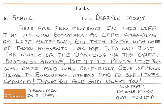 Thank you card 9